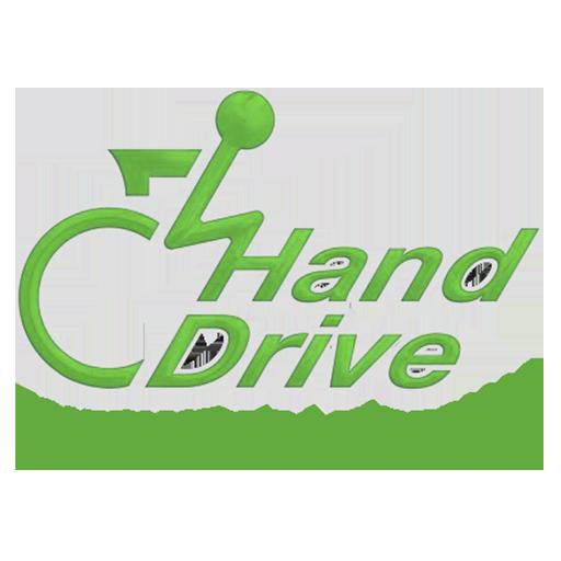 Logo Hand Drive