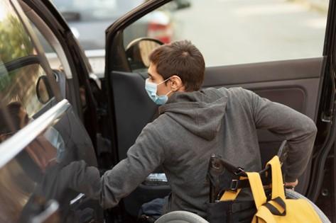 A adaptação para PcD nos carros permite mais liberdade aos condutores